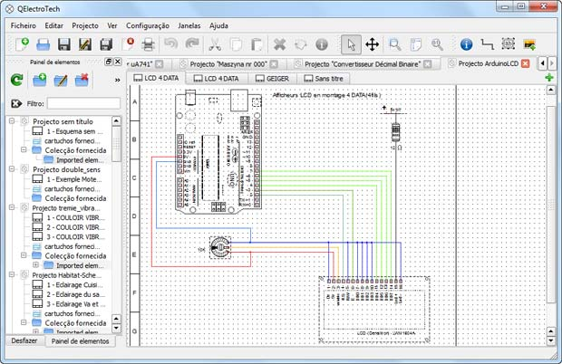 Arduino - QElectrotech
