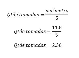 Tomadas Sala