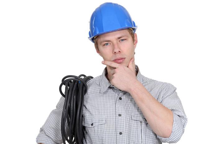 eletricista autônomo