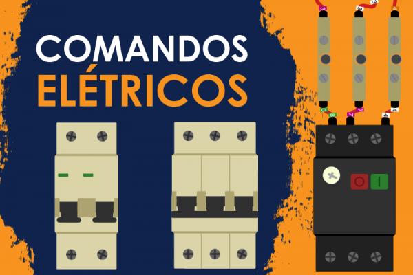 Comandos Elétricos Sala da Elétrica