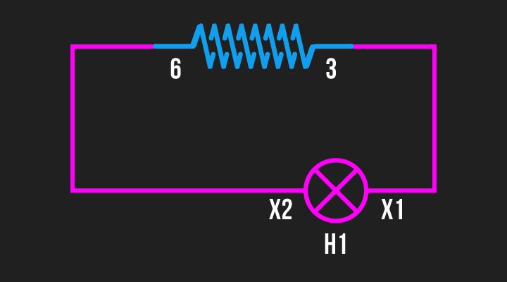 ligação polaridade conjunto de bobina 3