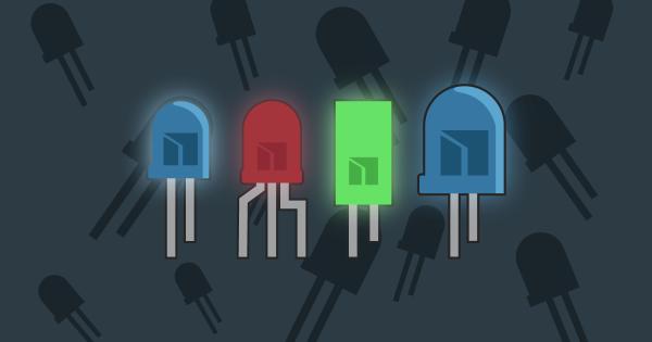 Como funcionam as lâmpadas LEDs
