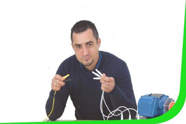 Como ligar motor trifásico em rede monofásica