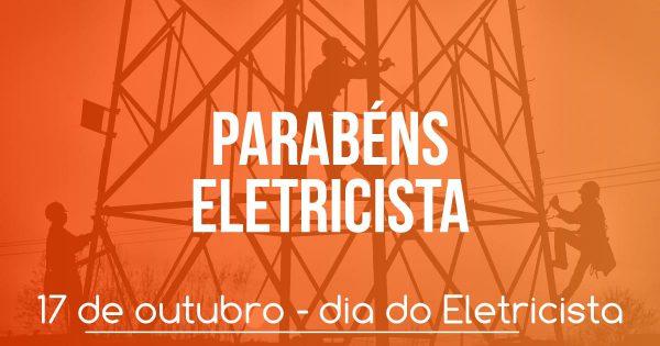 homenagem dia do eletricista