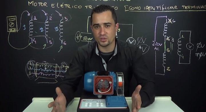 treinamento comandos elétricos
