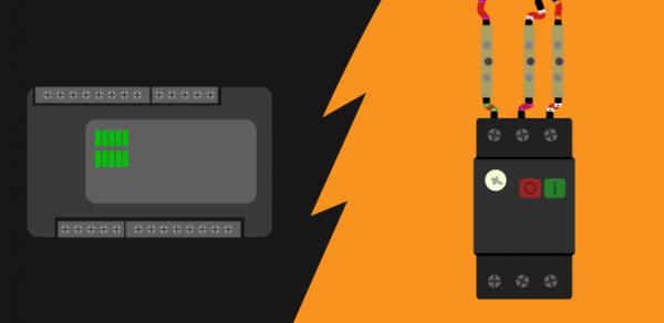 Diferença entre CLP e Comandos Elétricos