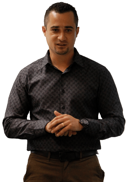 Professor de Comandos Elétricos - Everton Moraes