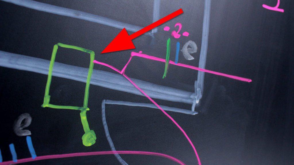 simbolo na planta baixa